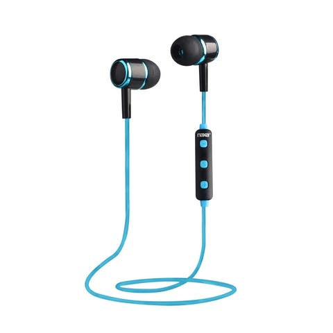 Bluetooth Isolation Earphones with Microphone & Remote (NE-950)
