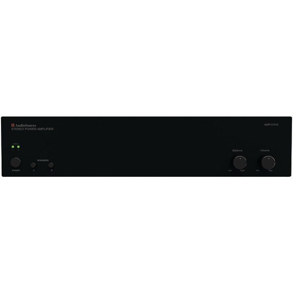 Audiosource Amp310Vs Amp310Vs 2-Channel Analog Power Amp (150 Watts Per Channel)
