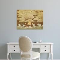 Easy Art Prints Terry Fan's 'Tempest' Premium Canvas Art