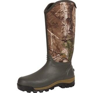 "Rocky Outdoor Boots Mens 16"" Core Waterproof Neoprene Green RKYS053"