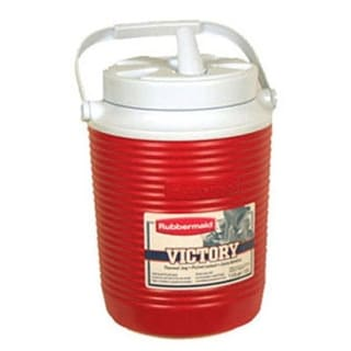 Rubbermaid 156006MODRD Red Thermal Victory Jug, 1 Gallon