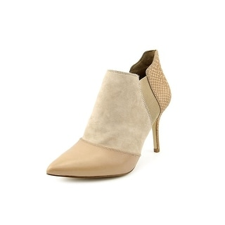 Enzo Angiolini Conroe Pointed Toe Suede Bootie