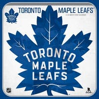 Toronto Maple Leafs Wall Calendar, Hockey by Trends International