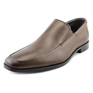 Gordon Rush Elliot Apron Toe Leather Loafer