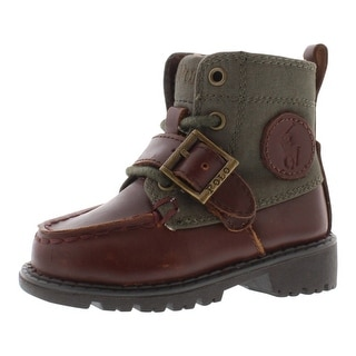 1b89f52dfd33 Shop Polo Ralph Lauren Ranger Hi Boots Infant s Shoes - 4 infant m - Free  Shipping On Orders Over  45 - Overstock - 22678079
