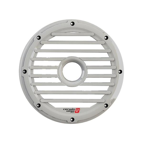 "Cerwin Vega 8"" RPM Certified Marine Grade Compliant Speaker Grill - White"