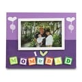 I Love Mom and Dad 4x6 Picture Frame - Thumbnail 0