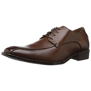 Mark Nason Mens Waller Leather Memory Foam Oxfords