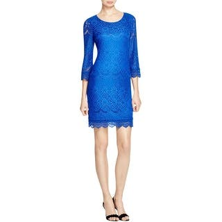 Laundry by Shelli Segal Womens Casual Dress Lace Crochet Trim https://ak1.ostkcdn.com/images/products/is/images/direct/7ce5f556c714fa55facf3c7ab466be2f7d179f64/Laundry-by-Shelli-Segal-Womens-Casual-Dress-Lace-Crochet-Trim.jpg?impolicy=medium