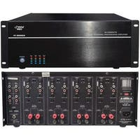 PYLE HOME PT8000CH 8-Channel, 8,000-Watt Stereo/Mono Amp