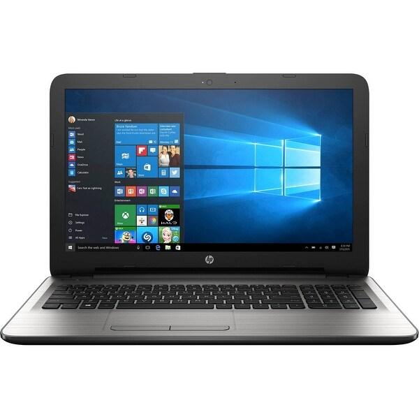 """Manufacturer Refurbished - HP 15-ay077nr 15.6"""" Laptop Intel i5-6200U 2.3GHz 6GB DDR3 1TB Windows 10"""