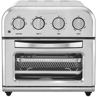 Cuisinart TOA-28 Compact Air Fryer & Toaster Oven