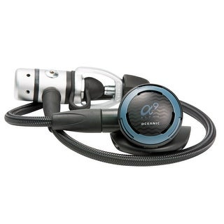 Oceanic Alpha 9 SP6 Regulator with Maxflex