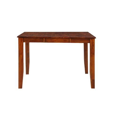 Porch & Den Lamar Removable Leaf Dining Table