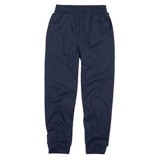 Boy's Jogger Sweatpant w/FreshIQ - Navy - Size - XL