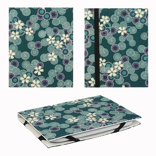 """JAVOedge Cherry Blossom 6"""" Universal eReader Book Case for the Nook Touch, Glowlight, Kobo Glo, Touch, Kindle"""