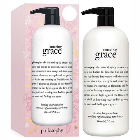 Philosophy Amazing Grace Firming 32-ounce Body Emulsion