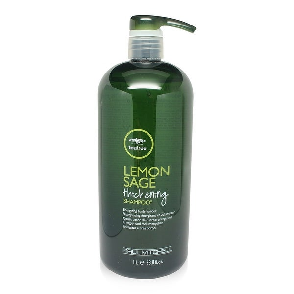 Paul Mitchell Tea Tree Lemon Sage Thickening Shampoo 33.8 Oz