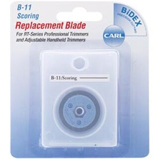 Scoring - Carl Professional Rotary Trimmer Replacement Blade