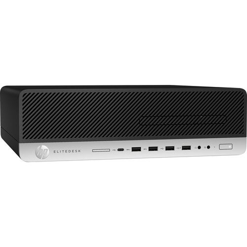 Hp 1Fy88ut#Aba Elitedesk 800 G3 Small Form Factor Desktop Computer