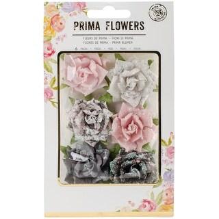 Rose Quartz Flowers-Persian Marblelite