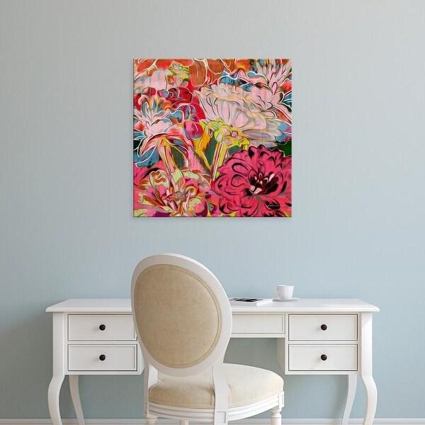 Easy Art Prints James Burghardt's 'Spring Mix IV' Premium Canvas Art