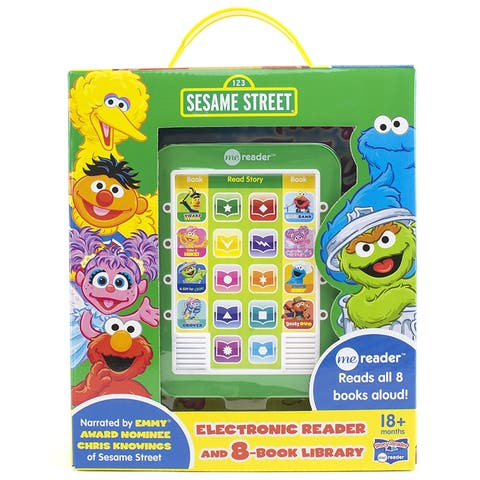Me Reader Sesame Street