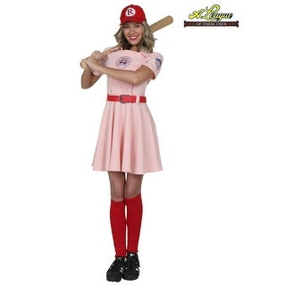 Plus Size Deluxe Dottie Costume