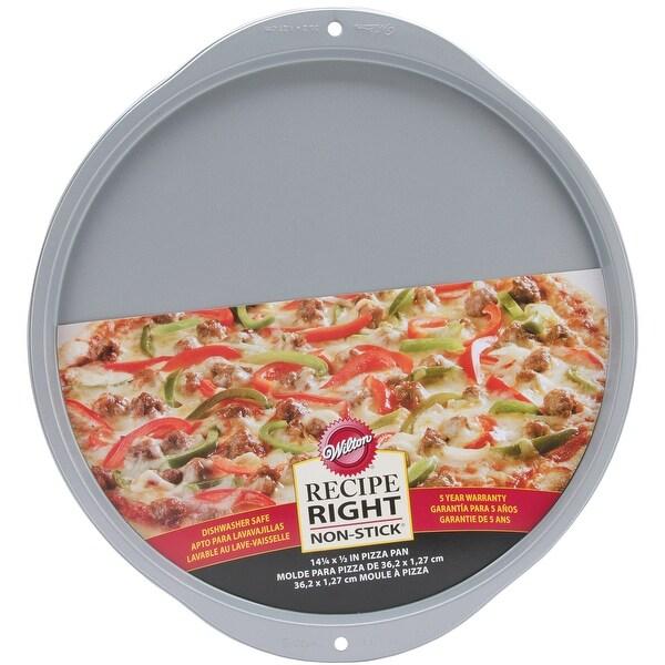 "Recipe Right Pizza Pan-Round 14.25"""