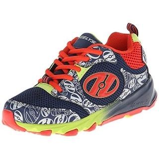 Heelys Boys Mesh Skateboarding Shoes - 8
