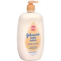 JOHNSON'S Vanilla Oatmeal Baby Lotion 27 oz - Thumbnail 0