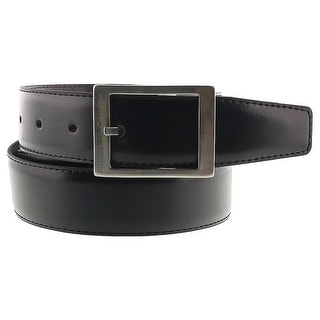 Calvin Klein Reversible NERO MORO Black/Brown 1.25W Mens Belt - eu=110/125-us=41-