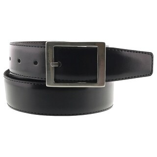 Calvin Klein Reversible NERO MORO Black/Brown 1.25W Mens Belt