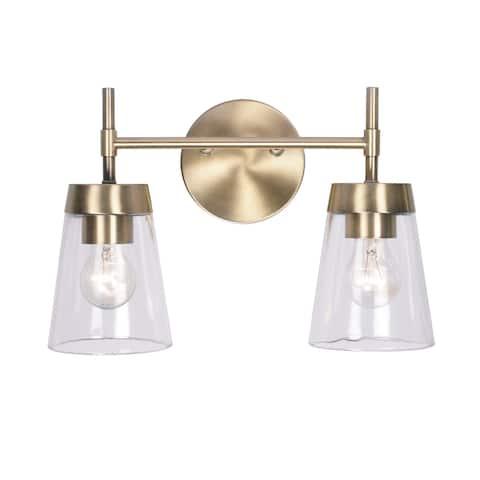 Wynn 10-inch 2 Light Vanity
