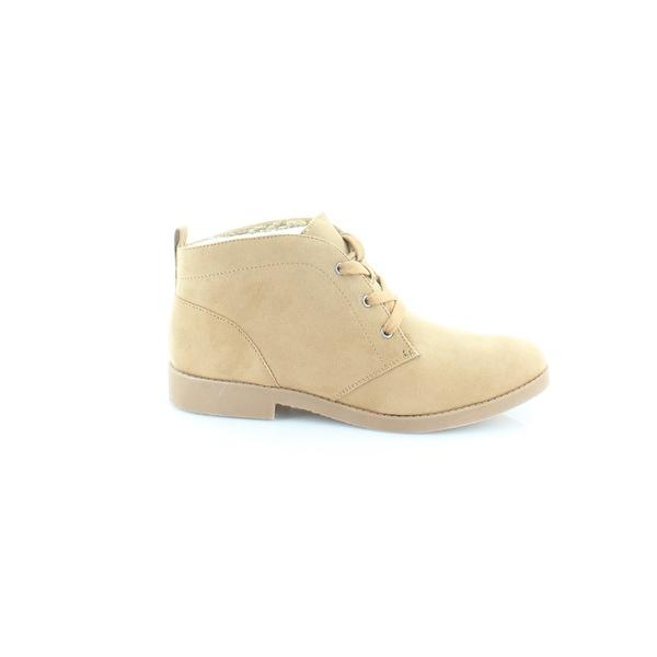 Shop Pink   Pepper Auburn Women s Boots Light Brown - 6.5 - Free ... e672cc967691