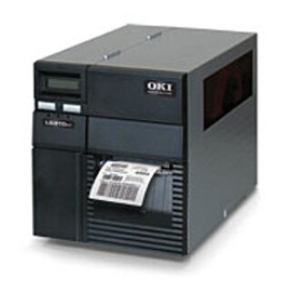Oki LE810DT-CTO Direct Thermal Printer - Monochrome - 6 (Refurbished)