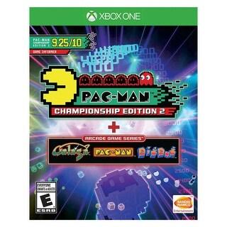 Pac-Man Championship Edition 2 + Arcade Game Series - Xbox One Pac-Man Championship Edition 2 + Arcade Game Series - Xbox One