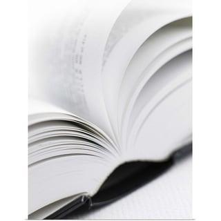 """""""Book"""" Poster Print"""