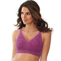 Bali Comfort Revolution® ComfortFlex Fit® Wirefree Bra - Size - L - Color - Showtime Fuchsia