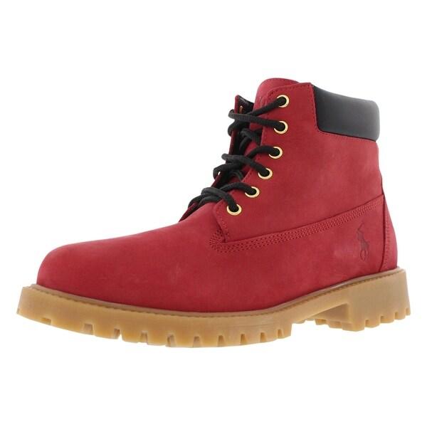 dc8c16b9c Shop Polo Ralph Lauren Angello Boots Boy s Shoes - On Sale - Free ...