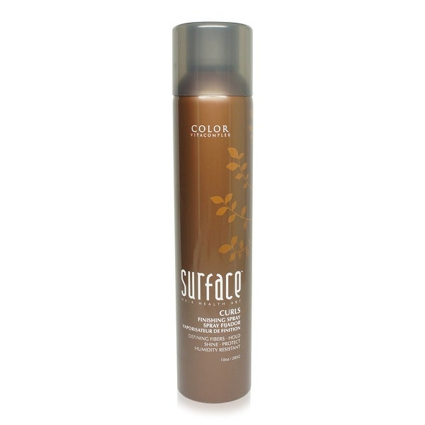 Surface Curls Finishing Spray 10Oz