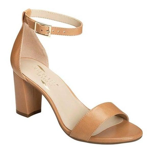 7ab671152dc78 Shop Aerosoles Women's Bird Of Paradise Ankle Strap Sandal Nude ...