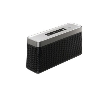TechComm OV-C6 Bluetooth Speaker with Hands-free Calling, HiFi DRC Audio Technology and NFC Fast Pairing