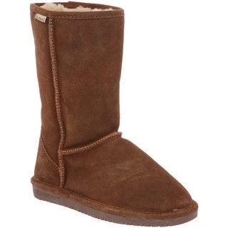 Bearpaw  Emma Tall Youth Boot - hickory ii