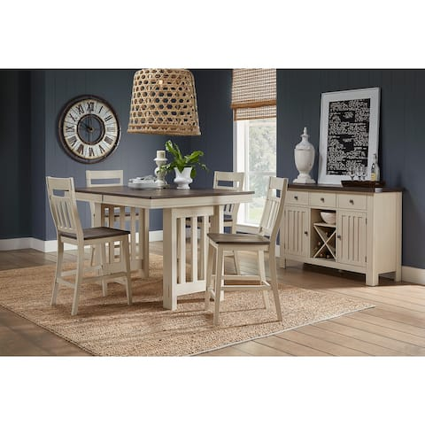 Simply Solid Bradley Solid Wood 6-piece Dining Collection