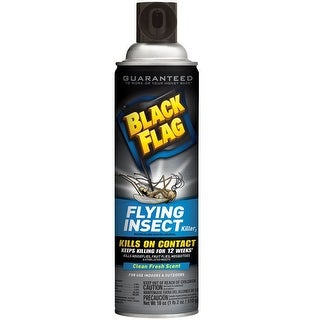 Black Flag HG-11076 Flying Insect Killer, 18 Oz