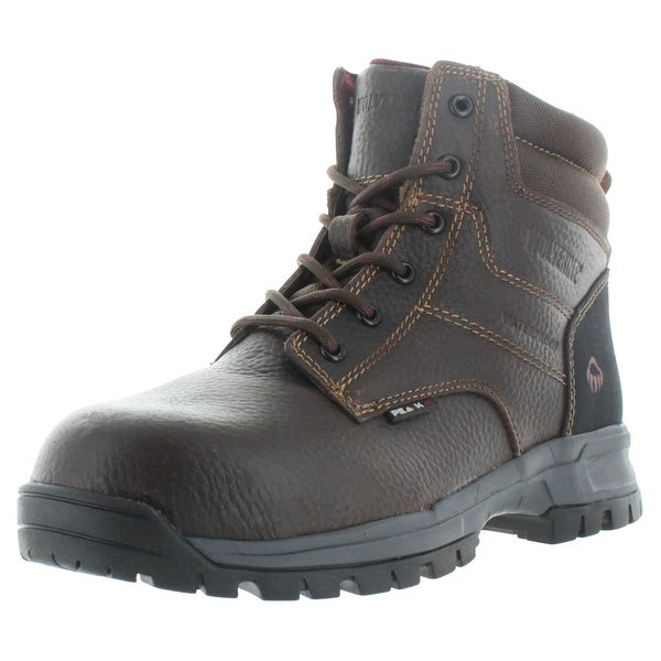 "Wolverine Joliet 6"" Men's Composite Toe Waterproof Boots"