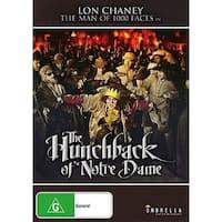 Hunchback of Notre Dame (1923) [DVD]