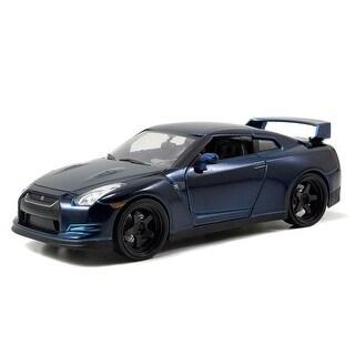 Fast & Furious 1:24 Die-Cast Vehicle: Brian's Nissan GT-R (R35)