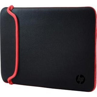 "Hp Consumer - V5c30aa#Abl - 15.6"" Neoprene Black/Red Sl"